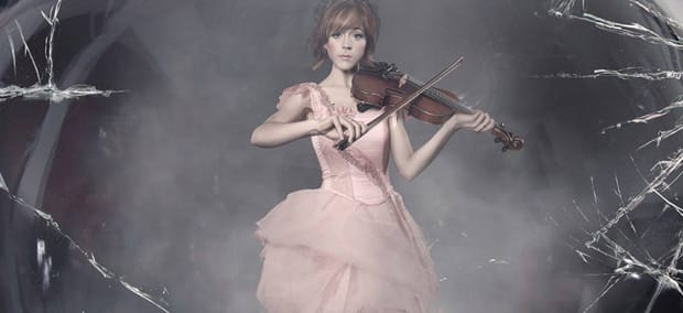 Shatter Me Featuring Lzzy Hale - Lindsey Stirling