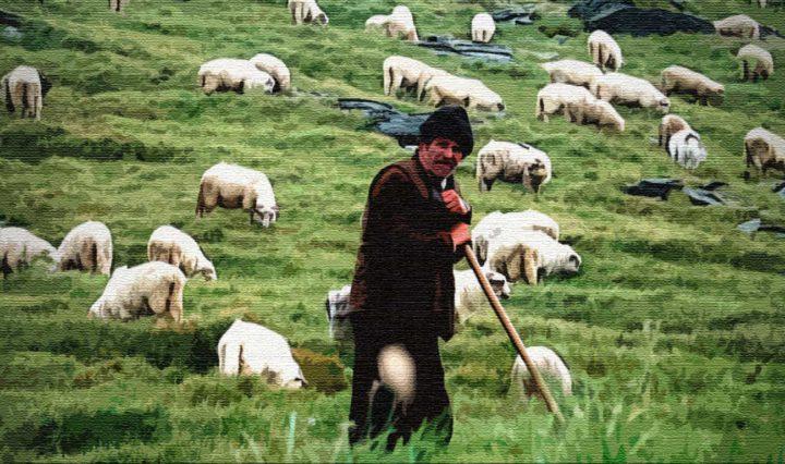 Пастух и одноглазый великан Зарбаш