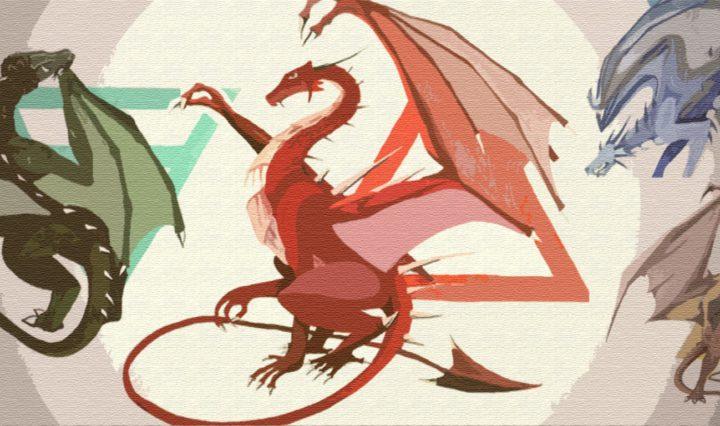 О булатном Ахсаре и четырех драконах
