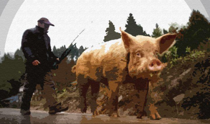 Барин и свинопас