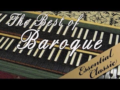 Эпоха барокко: лучшее