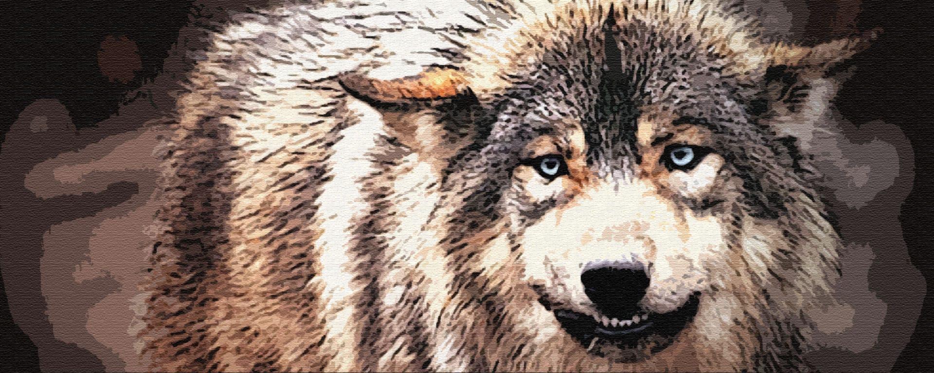 Приключения голодного волка