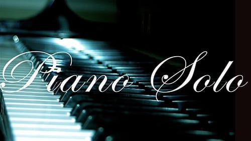 Пианино: соло