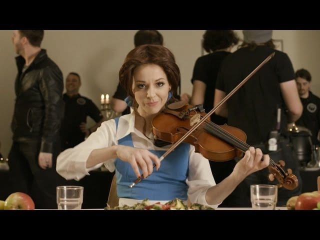 Lindsey Stirling — Beauty and the Beast
