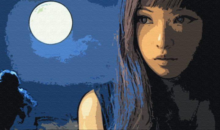Девочка-Луна