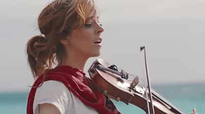Lindsey Stirling — Forgotten City from RiME