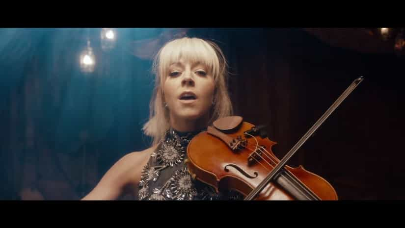 Lindsey Stirling feat Raja Kumari — Mirage