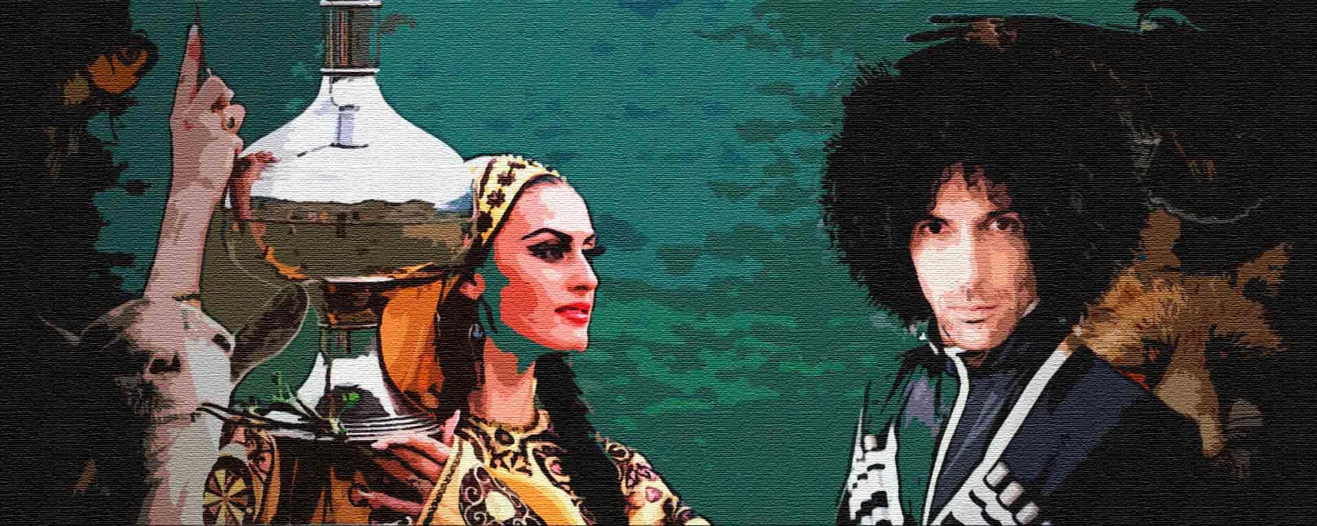 Охотник и ханская дочь