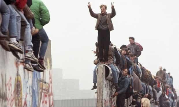 Подъём и падение Берлинской стены
