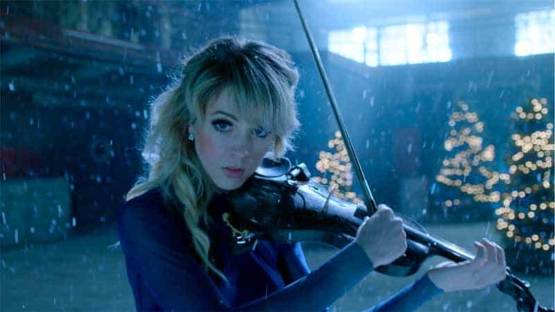 Lindsey Stirling — Carol of the Bells